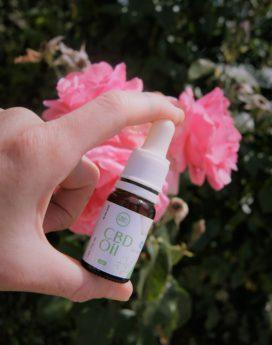 huile sublinguale anti douleur OLIE CBD Sativa