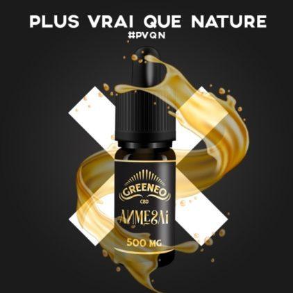 anmesai cbd eliquid naturel a vapoter