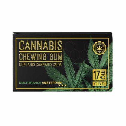 chewing gum menthe eucalyptus