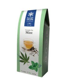 The relaxant au Cannabis CBD CBG Plant of Life Parfum Menthe