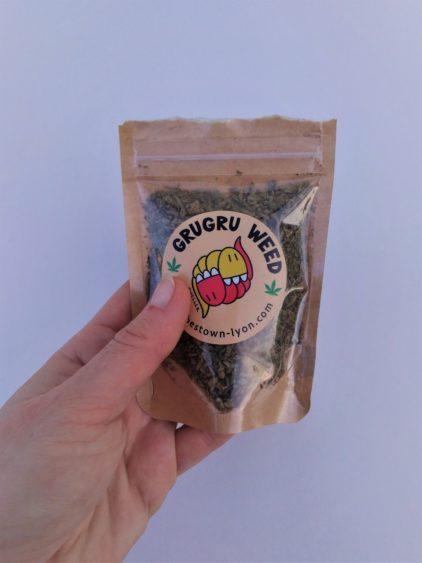 sachet trim weed cannabis pas cher amnesia strawberry lyon