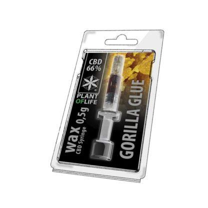 Wax Gorilla Glue 66% 0.5ml