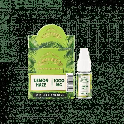 Eliquid CBD Greeneo Lemon Haze