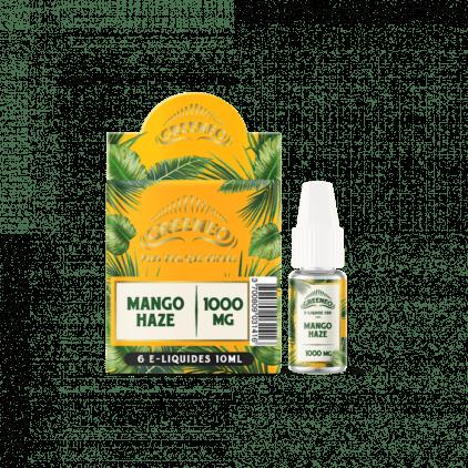 Eliquid CBD Greeneo Mango Haze