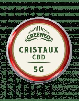Cristaux CBD 5000mg
