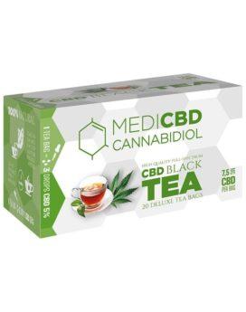 MEDICBD Tea Black 7.5mg